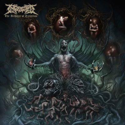 "INGESTED: Song vom neuen Album ""The Architect Of Extinction"" online"