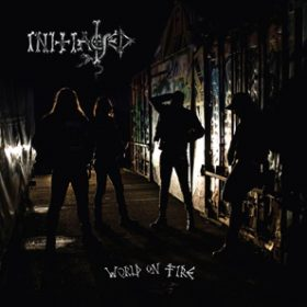 "INITIATED: neues Album ""World On Fire"""