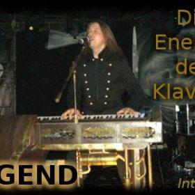 IN LEGEND: Die Energie des Klaviers