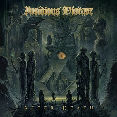 "INSIDIOUS DISEASE: Video ""Invisible War"" vom neuen Album ""After Death"""
