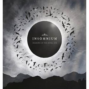 "INSOMNIUM: Trailer, Cover & Tracklist von ""Shadows Of The Dying Sun"""