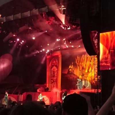 IRON MAIDEN: Legacy Of The Beast Tour 2018