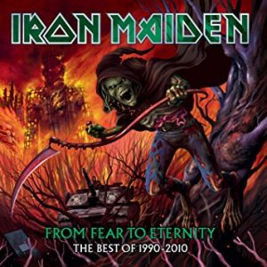 IRON MAIDEN: From Fear To Eternity [ausgemustert]