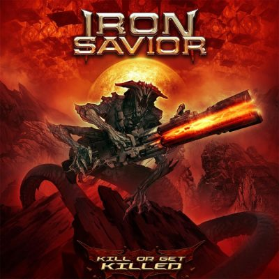 "IRON SAVIOR: neuer Song vom ""Kill Or Get Killed!""-Album"