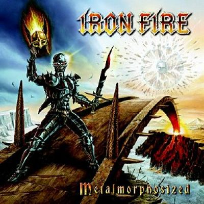 IRON FIRE: ´Metalmorphosized´ – neuer Song ´Reborn To Darkness´