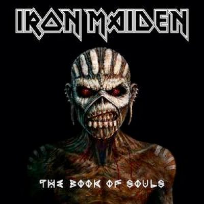 "IRON MAIDEN: neues Album ""The Book Of Souls"""