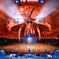 IRON MAIDEN:  ´En Vivo!´ erscheint am 23. März 2012