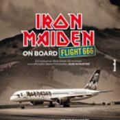 IRON MAIDEN: Bildband ´On Board Flight 666´