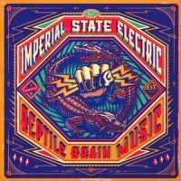 "IMPERIAL STATE ELECTRIC: neues Album  ""Reptile Brain Music"""