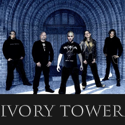 IVORY TOWER: Tourdaten 2018