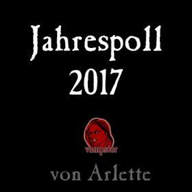 vampster Jahresrückblick 2017 von Arlette