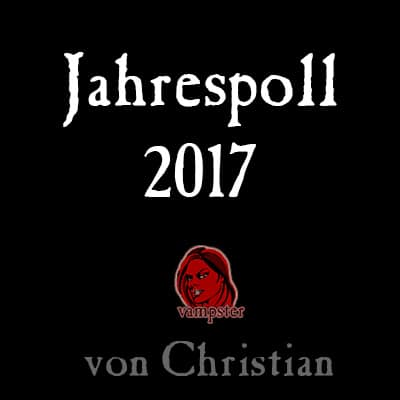 vampster Jahresrückblick 2017 von Christian