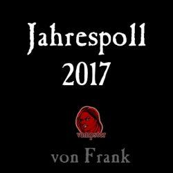 vampster Jahresrückblick 2017 von Frank
