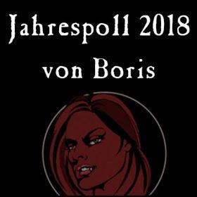 Jahresrückblick 2018 von Boris