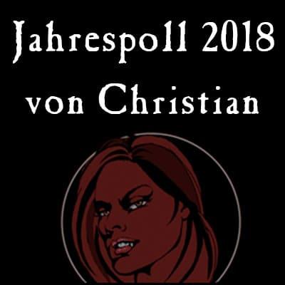 Jahresrückblick 2018 von Christian