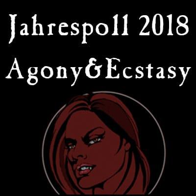 Jahresrückblick 2018 von agony&ecstasy