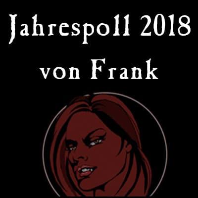 Jahresrückblick 2018 von Frank