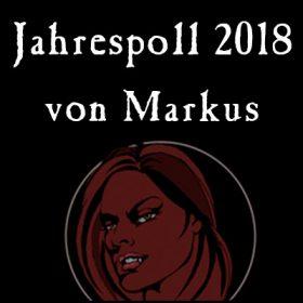 Jahresrückblick 2018 von Markus