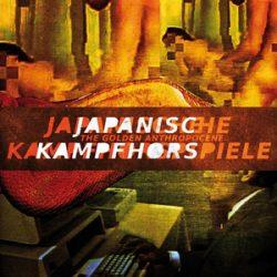 """JAPANISCHE KAMPFHÖRSPIELE:  neues Album """"The Golden Anthropocene"""""""