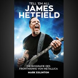 james hetfield tell em all Cover