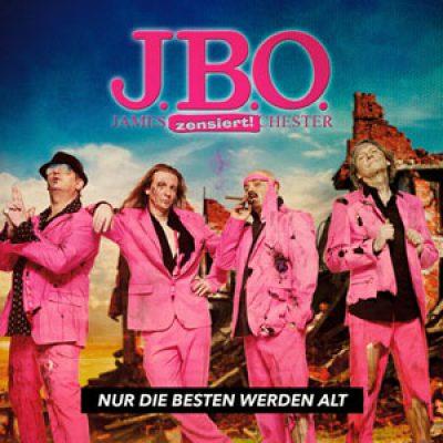 """J.B.O.: neues Album """"Nur die Besten werden Alt"""", erster Song online"""