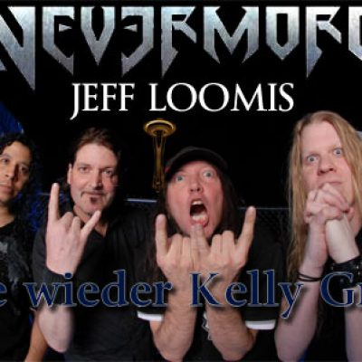 NEVERMORE/JEFF LOOMIS: Nie wieder Kelly Gray!