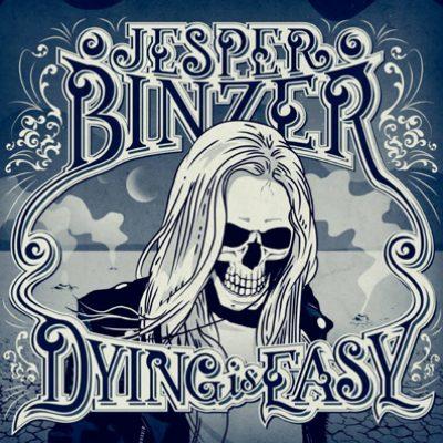 jesper binzer dying is easy Cover