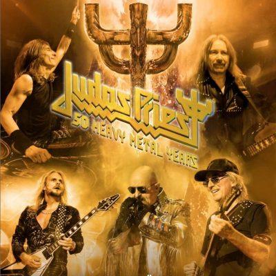 JUDAS PRIEST: Deutschland-Tour mit fünf Konzerten