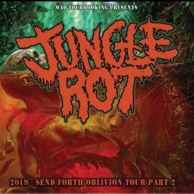 JUNGLE ROT: Tour im Sommer 2019