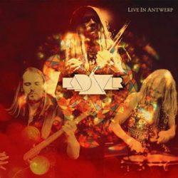 "KADAVAR: ""Live in Antwerp"" – weiterer Song online"
