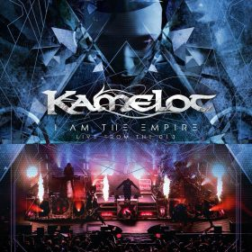 """KAMELOT: neuer Song vom Live-Album """"I Am The Empire – Live From The 013"""""""