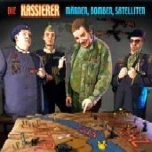 DIE KASSIERER: Männer, Bomben, Satelliten