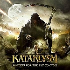 "KATAKLYSM: weiterer Song von  ""Waiting For The End To Come"" online"