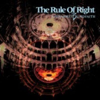 KELLY SIMONZ´S BLIND FAITH: The Rule of Right