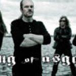 """KING OF ASGARD: """"The Nine Worlds Burn"""" von """"… To North"""" anhören"""