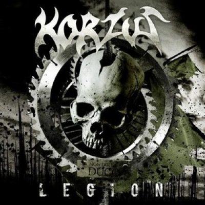 """KORZUS: Neues Album """"Legion"""" kommt am 24.10."""
