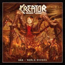 "KREATOR: neue Single & neues Video ""666 – World Divided"""