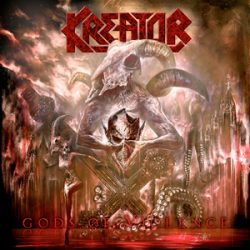 "KREATOR: Cover von ""Gods Of Violence"""
