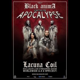 LACUNA COIL: Konzert im Livestream am 11. September