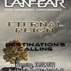 "LANFEAR: Releaseparty zu ""This Harmonic Consonance"""