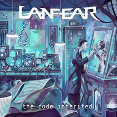 "LANFEAR: Lyric-Video zu ""The Opaque Hourglass"""
