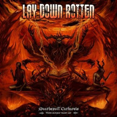 """LAY DOWN ROTTEN: neuer Song """"The Fever"""" online"""