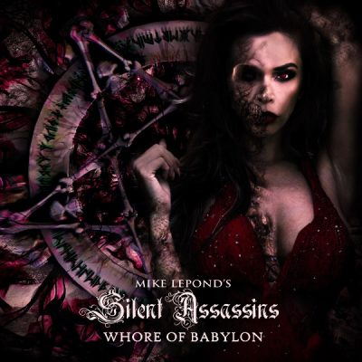 "MIKE LEPOND´S SILENT ASSASSINS: weiterer Song vom ""Whore Of Babylon""-Album"