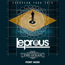 LEPROUS: neues Album & Tour mit  PORT NOIR