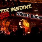 LETZTE INSTANZ, Silent Poem – UnSchulds-Tour 2009,  20.03.2009, HsD (Gewerkschaftshaus), Erfurt