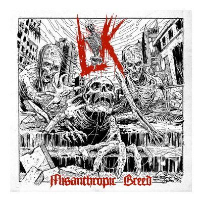 "LIK: zweiter Song vom neuen Album ""Misanthropic Breed"""