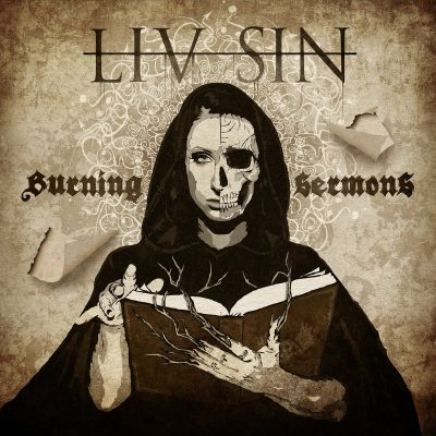 "LIV SIN: neues Album ""Burning Sermons"""