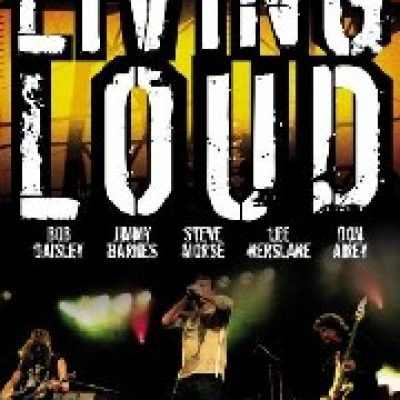 LIVING LOUD: Debut Live Concert / Sydney Fox Studios 2004 (DVD)