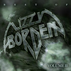 "LIZZY BORDEN: ""Best of Lizzy Borden, Vol. 2"" mit RAMONES-Cover ""Pet Sematary"""