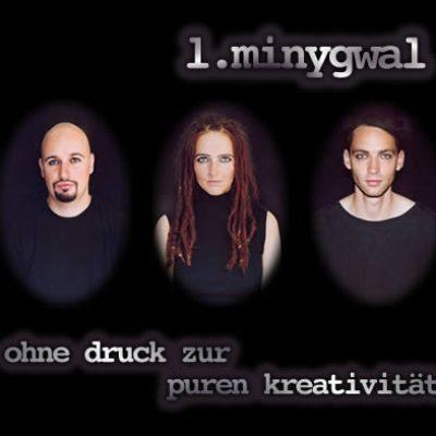 L.MINYGWAL: Ohne Druck zur puren Kreativität